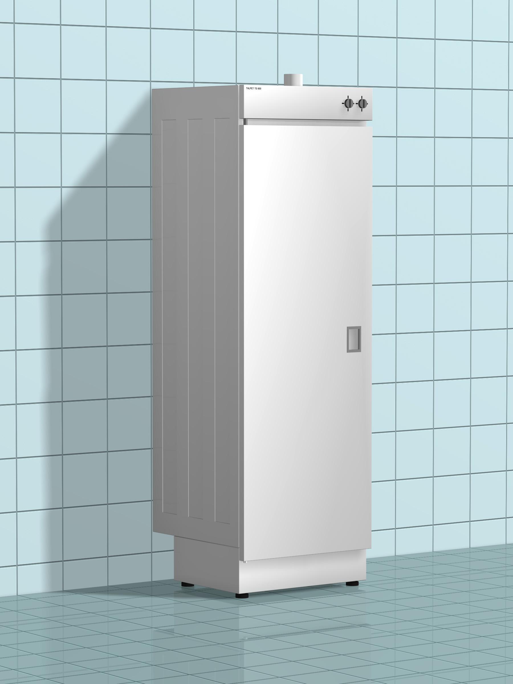 Pyykinkuivauskaappi Talpet TS 600
