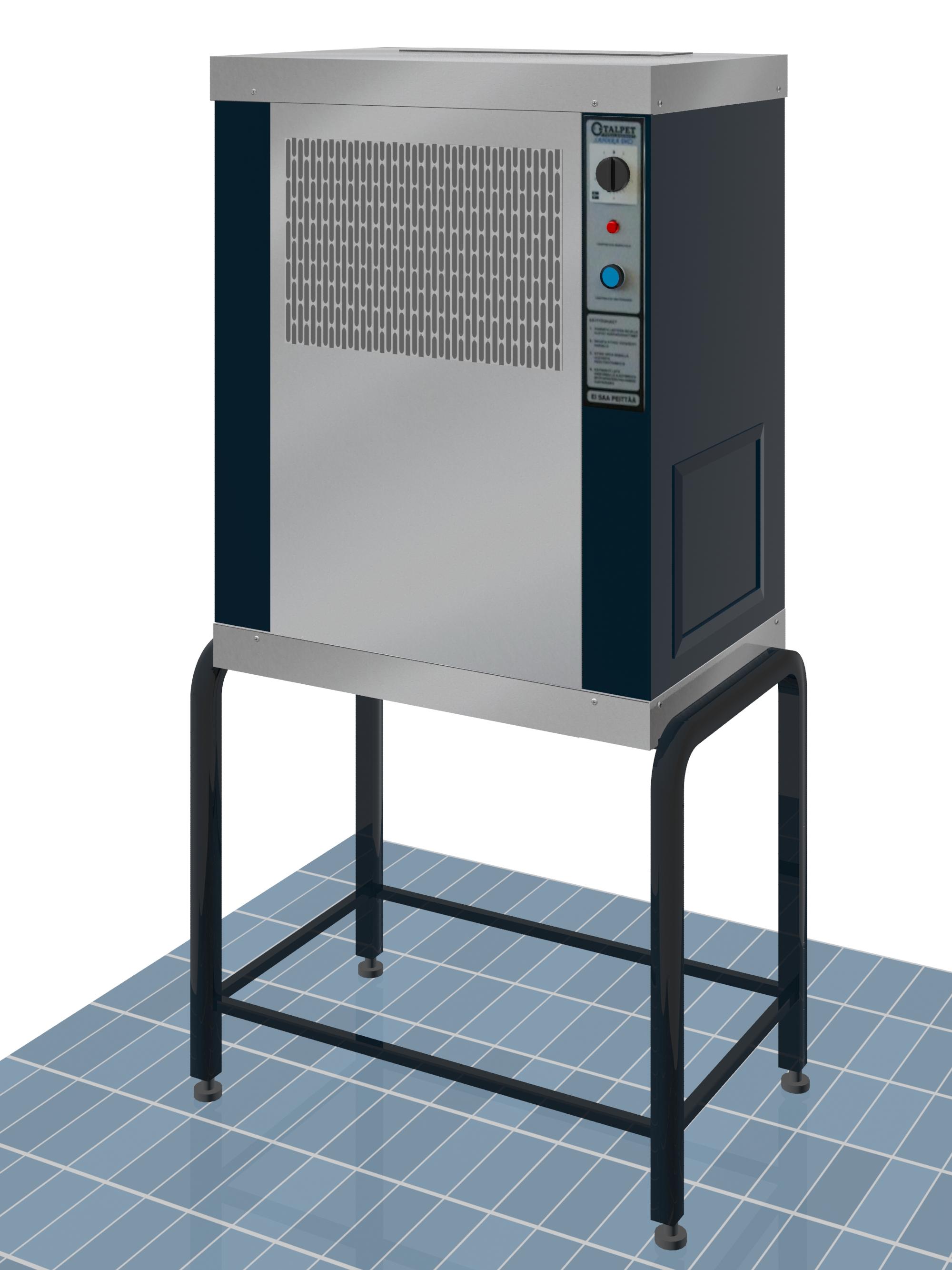 Pyykinkuivauskone Talpet Sahara Eko