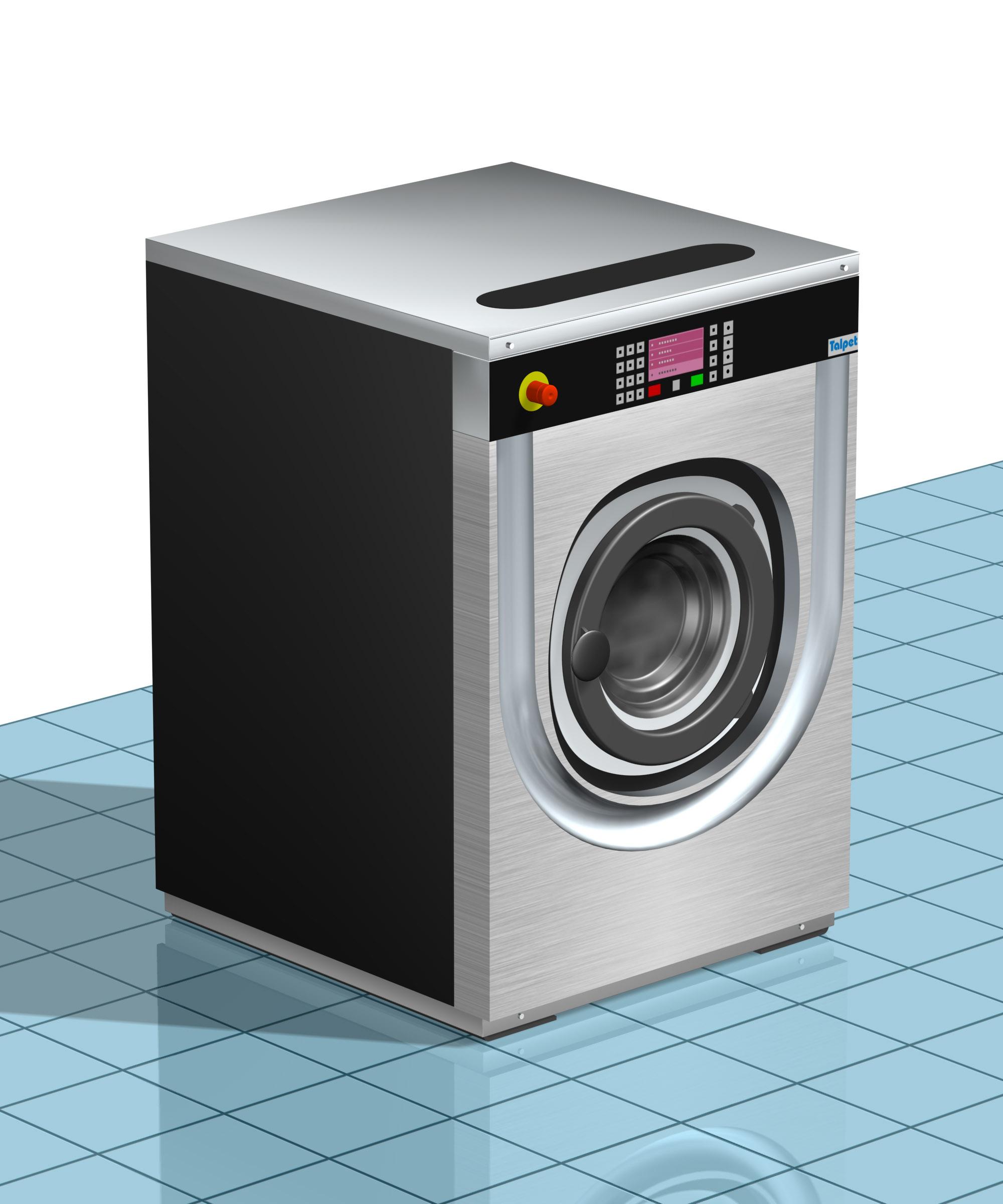 Pyykinpesukone Talpet IA 80